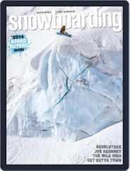 Australian NZ Snowboarding (Digital) Subscription May 25th, 2014 Issue