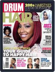 DRUM Hair Magazine (Digital) Subscription May 1st, 2016 Issue