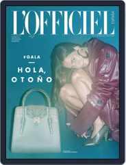L'Officiel España (Digital) Subscription September 1st, 2017 Issue