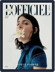 L'Officiel España (Digital) Subscription July 1st, 2017 Issue