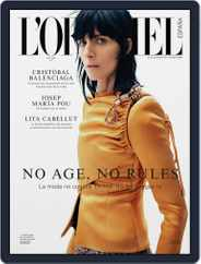 L'Officiel España (Digital) Subscription April 1st, 2017 Issue