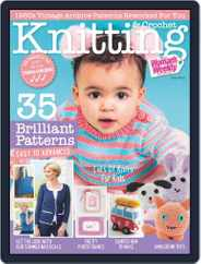 Knitting & Crochet from Woman's Weekly Magazine (Digital) Subscription June 1st, 2018 Issue