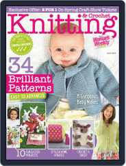 Knitting & Crochet from Woman's Weekly Magazine (Digital) Subscription April 1st, 2018 Issue