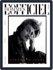 L'Officiel Hommes España (Digital) Subscription January 1st, 2018 Issue