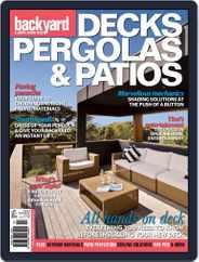 Decks, Pergolas & Patios Magazine (Digital) Subscription October 2nd, 2012 Issue