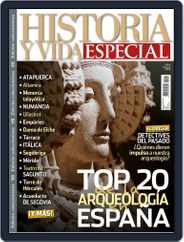 Historia y Vida Especial Magazine (Digital) Subscription November 23rd, 2015 Issue
