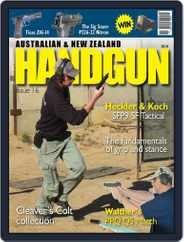 Australian & New Zealand Handgun Magazine (Digital) Subscription January 1st, 2018 Issue
