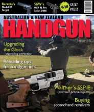 Australian & New Zealand Handgun Magazine (Digital) Subscription March 17th, 2016 Issue