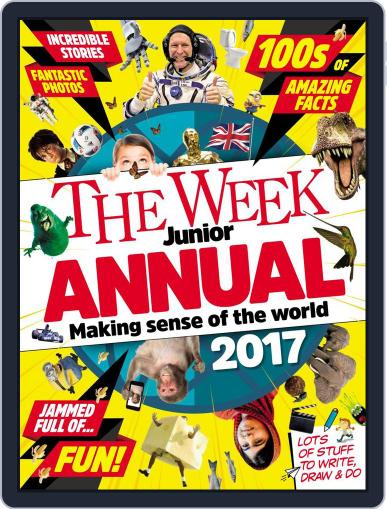 The Week Junior Annual September 30th, 2016 Digital Back Issue Cover