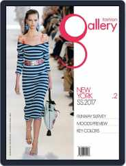 FASHION GALLERY NEW YORK (Digital) Subscription January 1st, 2017 Issue