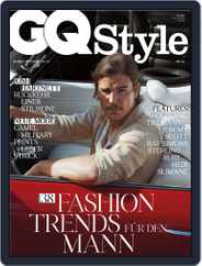 GQ Style Deutschland (Digital) Subscription September 10th, 2014 Issue