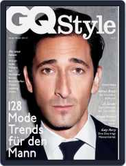 GQ Style Deutschland (Digital) Subscription September 7th, 2012 Issue