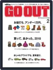 GO OUT (Digital) Subscription January 8th, 2019 Issue