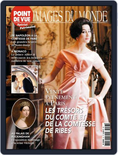 Images Du Monde August 1st, 2019 Digital Back Issue Cover