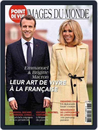 Images Du Monde May 1st, 2018 Digital Back Issue Cover