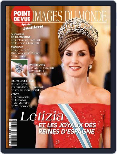 Images Du Monde November 1st, 2017 Digital Back Issue Cover