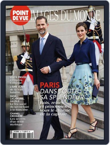 Images Du Monde June 1st, 2017 Digital Back Issue Cover