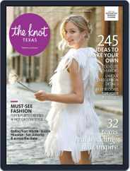 The Knot Texas Weddings (Digital) Subscription January 1st, 2017 Issue