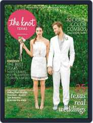 The Knot Texas Weddings (Digital) Subscription May 1st, 2015 Issue