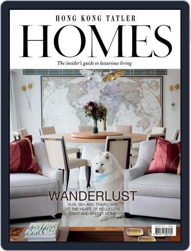 Hong Kong Tatler Homes December 1st, 2016 Digital Back Issue Cover