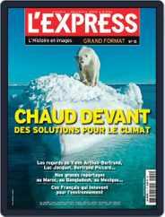L'Express Grand Format (Digital) Subscription October 1st, 2015 Issue