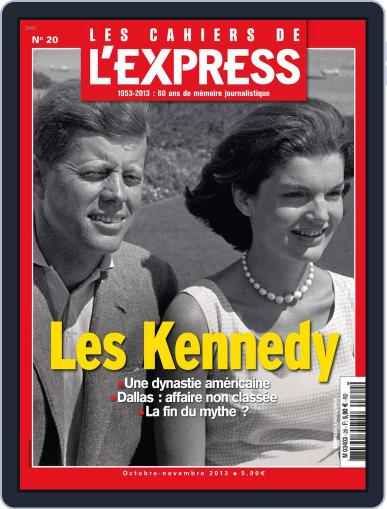 L'Express Grand Format October 15th, 2013 Digital Back Issue Cover