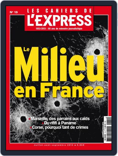 L'Express Grand Format July 3rd, 2013 Digital Back Issue Cover