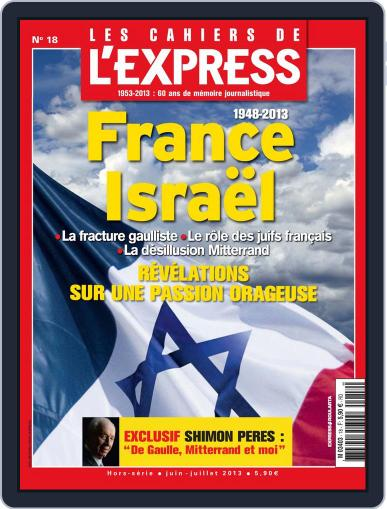 L'Express Grand Format May 21st, 2013 Digital Back Issue Cover