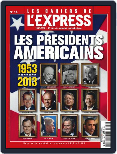L'Express Grand Format September 27th, 2012 Digital Back Issue Cover