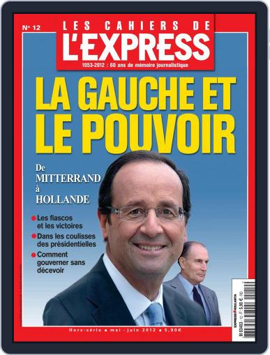 L'Express Grand Format May 14th, 2012 Digital Back Issue Cover