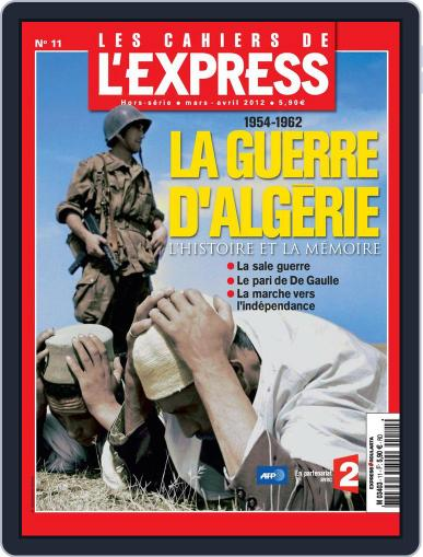L'Express Grand Format March 13th, 2012 Digital Back Issue Cover