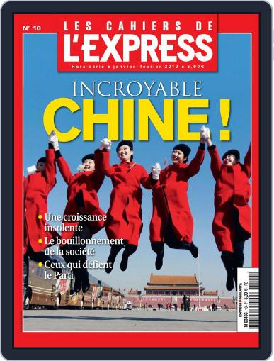 L'Express Grand Format January 10th, 2012 Digital Back Issue Cover