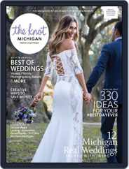 The Knot Michigan Weddings (Digital) Subscription April 1st, 2017 Issue