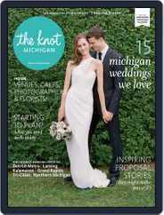 The Knot Michigan Weddings (Digital) Subscription November 17th, 2014 Issue