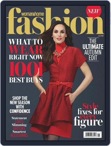 W&H FASHION September 25th, 2015 Digital Back Issue Cover