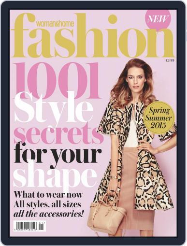 W&H FASHION March 18th, 2015 Digital Back Issue Cover