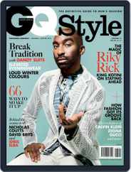 Gq Style South Africa (Digital) Subscription May 1st, 2017 Issue