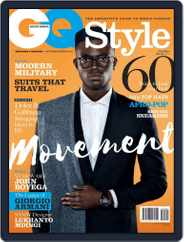 Gq Style South Africa (Digital) Subscription May 11th, 2016 Issue