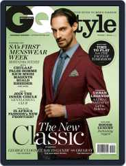 Gq Style South Africa (Digital) Subscription January 1st, 2015 Issue