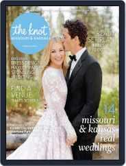The Knot Missouri & Kansas Weddings (Digital) Subscription November 23rd, 2015 Issue