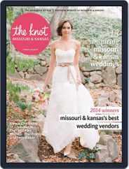 The Knot Missouri & Kansas Weddings (Digital) Subscription May 28th, 2014 Issue