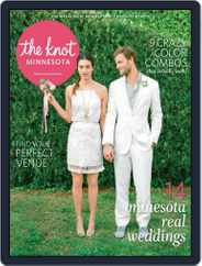 The Knot Minnesota Weddings (Digital) Subscription August 10th, 2015 Issue