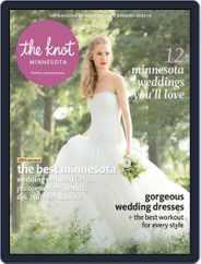 The Knot Minnesota Weddings (Digital) Subscription February 3rd, 2014 Issue