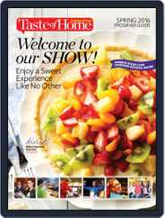 Taste Of Home Cooking School (Digital) Subscription February 1st, 2016 Issue