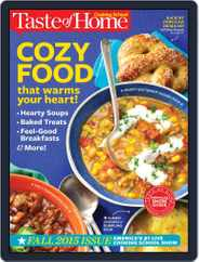 Taste Of Home Cooking School (Digital) Subscription August 15th, 2015 Issue