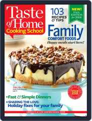Taste Of Home Cooking School (Digital) Subscription September 10th, 2014 Issue