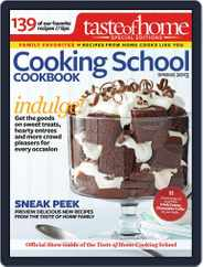 Taste Of Home Cooking School (Digital) Subscription March 15th, 2013 Issue