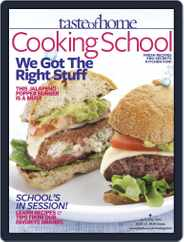 Taste Of Home Cooking School (Digital) Subscription April 18th, 2012 Issue