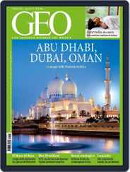 Geo Italia (Digital) Subscription December 19th, 2015 Issue