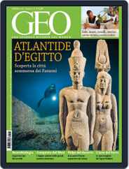 Geo Italia (Digital) Subscription January 26th, 2015 Issue